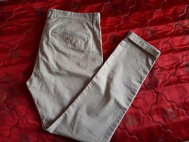 Мужская одежда - Кара-Балта: Фирменные мужские брюки 36го размера. Покупали в Москве. Одевались