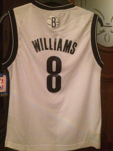 Новая баскетбольная форма(домашняя, без шорт) Brooklyn Nets. Номер 8 D в Бишкек