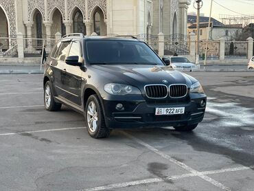 BMW X5 3 л. 2009