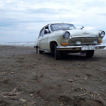 QAZ Azərbaycanda: QAZ 21 Volga 2.4 l. 1967   100000 km