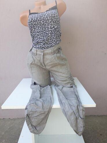 Pantalone kao nove bez ikakvih ostecenja Veličina SMere Poluobim