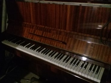 Bakı şəhərində Piano Akkord