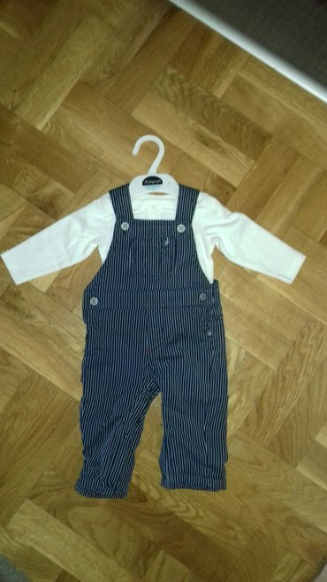 Novo komplet za dete od 6-9 meseci. Iz engleske donet - Smederevo