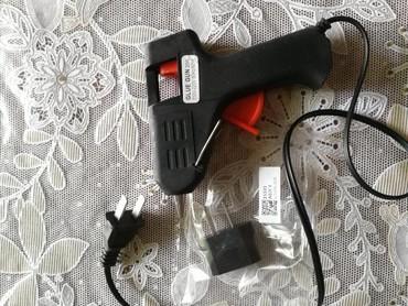 5-6 Silikonla çalışan yapışdıçı pistolet