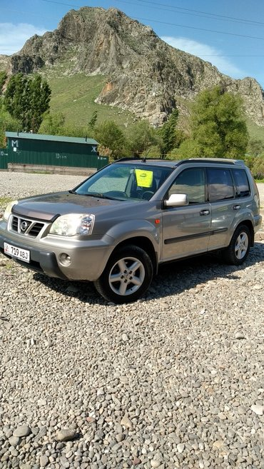 Nissan Xtrail 2002 in Ош