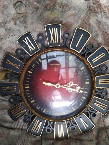 Антикварные часы в Кыргызстан: Часы советские янтарь!!! Раритет