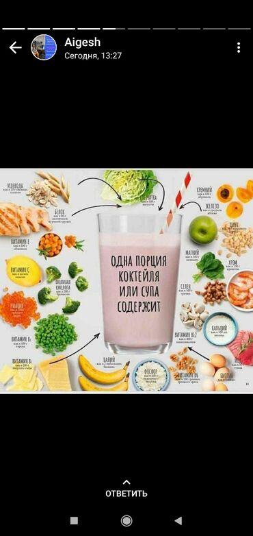амвей-отзывы-витамины в Кыргызстан: Велнес заказывайте Эльмира