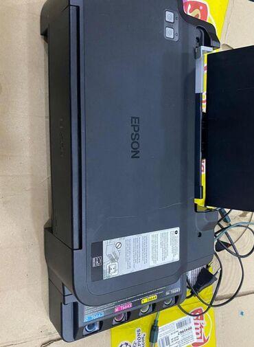 Продаю цветной принтер!Epson L120 с заводской донорнойСистемой! Б/у