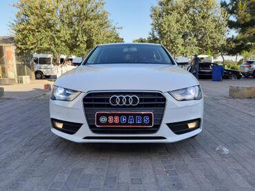 audi-80-1-8-quattro - Azərbaycan: Audi A4 1.8 l. 2012 | 138000 km