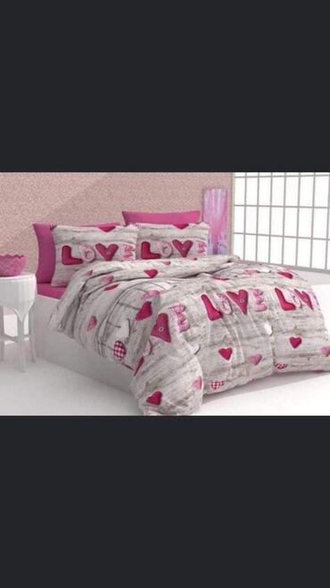 Bracni krevet - Srbija: Cena 1800 dinZa bracni krevet sa lastisem:Jorganska navlaka