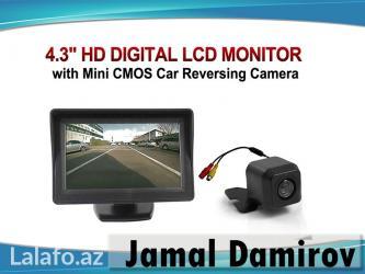 Monitor+ kamera, Монитор+камера. в Bakı