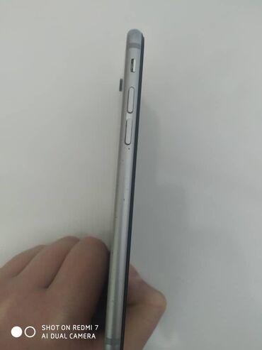 iphone 6s plus цена в бишкеке в Кыргызстан: Б/У iPhone 6s 64 ГБ Серебристый