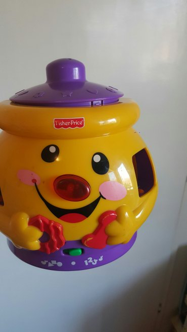 Magicni cup fischer&price radi na baterije - Pozarevac