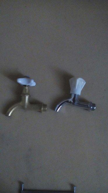 Продаю:. кран водопроводный, новый,. по  250 сом в Лебединовка