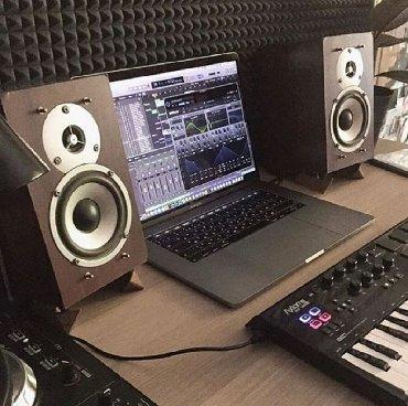 Стойки для музыкальных инструментов в Кыргызстан: Студия звукозаписи Вокал  Запись голоса  Аранжировка  Мастеринг  Сво