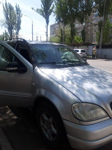 Mercedes-Benz в Кыргызстан: Mercedes-Benz ML 320 3.2 л. 1997 | 200 км