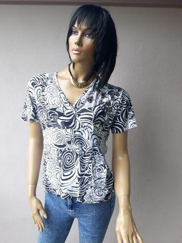 Ženska odeća | Prokuplje: Pamucna majica bez ostecenja Veličina LPogledajte i ostale moje oglase