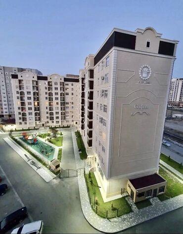 Продажа квартир - Дизайнерский ремонт - Бишкек: Элитка, 1 комната, 42 кв. м Бронированные двери, Видеонаблюдение, Лифт