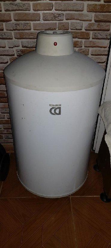 Demir döküm firmasının aristonu,üstündə çatı var su axıdır amma