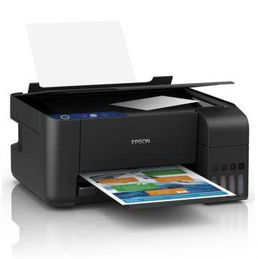 сканеры qpix digital в Кыргызстан: Epson L3101 новые в продаже с гарантией Цветной МФУ сканер/принтер/ксе