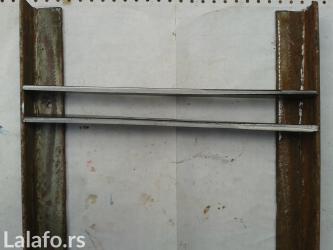 Ostalo za kuću | Novi Banovci: Prodajem isečene metalne flahove-trake sa slike,novo,dimenzija