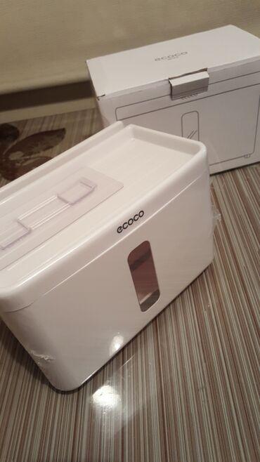 Станок туалетная бумага - Кыргызстан: Органайзер новый для туалетной бумаги .550 сом