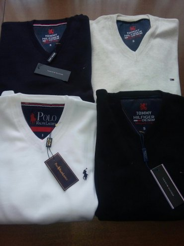Polo i Tommy Hilfiger extra dzemperi od s do 2xl.. Rasprodaja - Belgrade