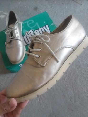 Другая женская обувь - Кок-Ой: Весенне-осенние ботиночки хорошего качества кожа.39 размер