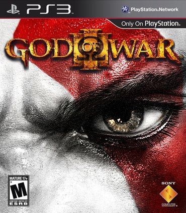 Bakı şəhərində God of war 3 ps3 oyunu russ dilinde
