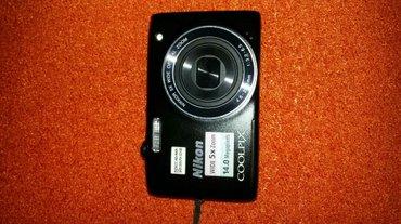 Фотоаппарат Nikon. Чехол в подарок. в Бишкек