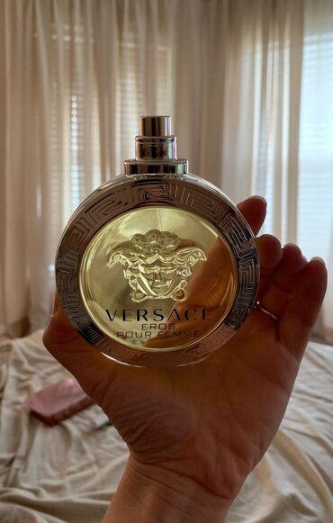 pour toujours - Azərbaycan: Versace Eros Pour Femme оригинальный парфюм из Франции, Лондона