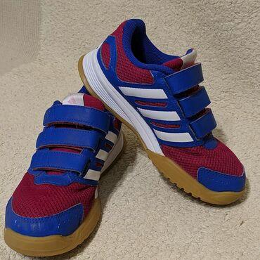 adidas ace в Кыргызстан: Оригинальные детские кроссовки Adidas ECO Ortholite на липучках. 33
