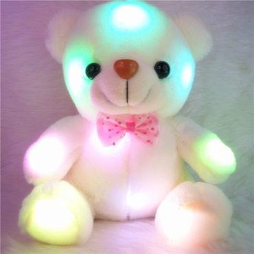 шкуры медведя в Кыргызстан: Светящийся плюшевый мишка TeddyЭтот большой невероятный плюшевый