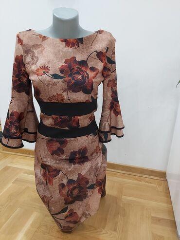 Haljina st - Srbija: Prelepa haljina,fenomenalno stojiza sve prilike,jednom obucena