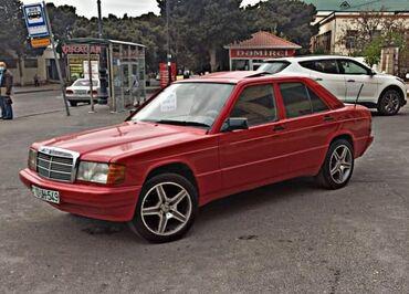 Mercedes-Benz 190 1.8 l. 1991 | 111 km