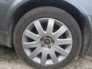 Транспорт - Таш-Мойнок: Меняю диски 17-размер, пяти дырочные на 15- размер