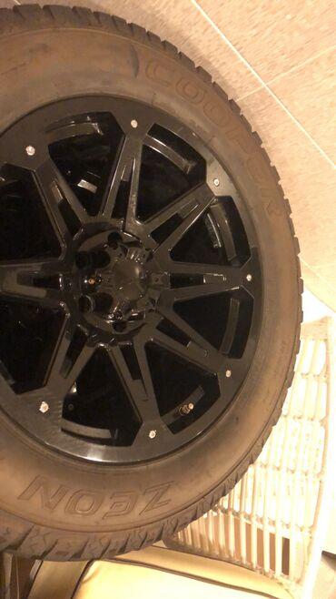 Bridgestone tekerleri - Azərbaycan: TOYOTA FJ Cruiser/Prado tekerleri R20