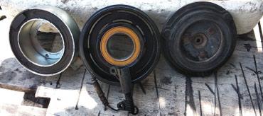 bmw 3 бу в Кыргызстан: Электромагнитная муфта компрессора кондиционера BMW E53 бу. пр-во