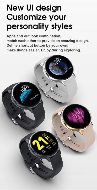 телефон флай ff246 в Азербайджан: Smart watch S30 - Hem kisilerin, hem de xanimlarin zovqunu oxsayacaq