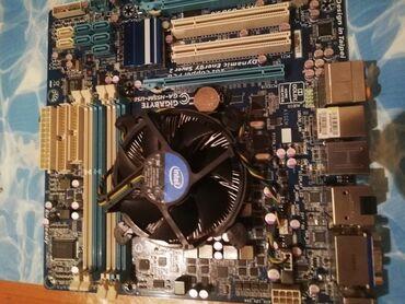 плата в Кыргызстан: Продаю материнскую плату с процессором GIGABYTE GA-H55M-USB3 wga, dvi
