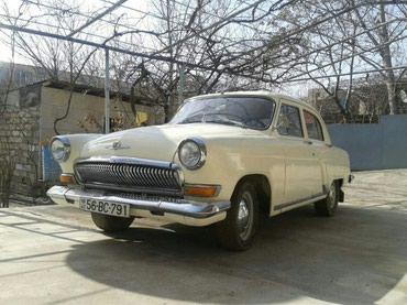 Şamaxı şəhərində GAZ 21 Volga 1970