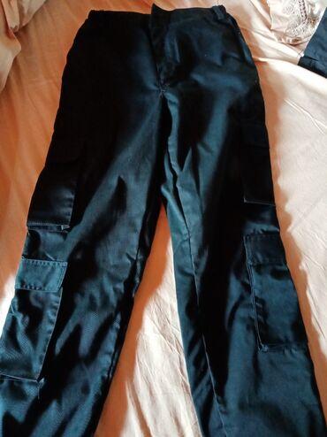 Pantalone sa djepovima vel 38 nove