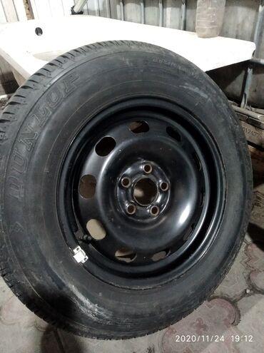 купить литые диски r14 4 98 бу в Кыргызстан: Гольф 4 стоял на запаске состояние отличное R14