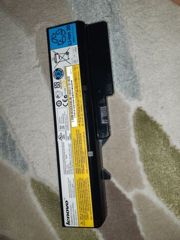 СРОЧНО продаю батарею на Lenovo G570 model name 20079 на ноутбуки с