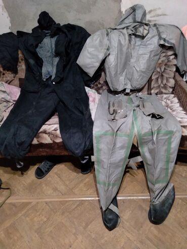 Продаю костюм АЗК в комплекте с утеплителем, цена договорная, тел