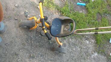 Детский велосипед, б у район Кызыл аскер, работает