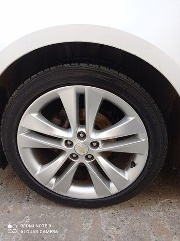 Chevrolet Cruze R-18. 4 Təkər 4 Disk