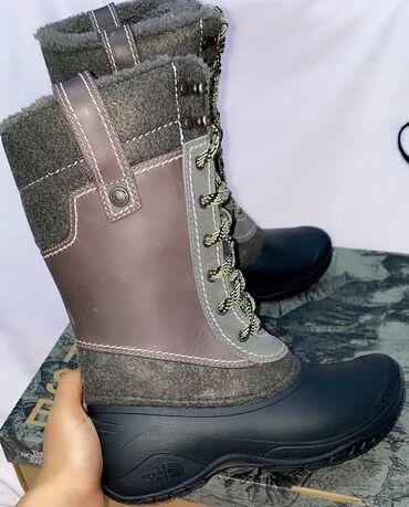 be the legend oriflame в Кыргызстан: Зимние ботинки the north face новые с америки