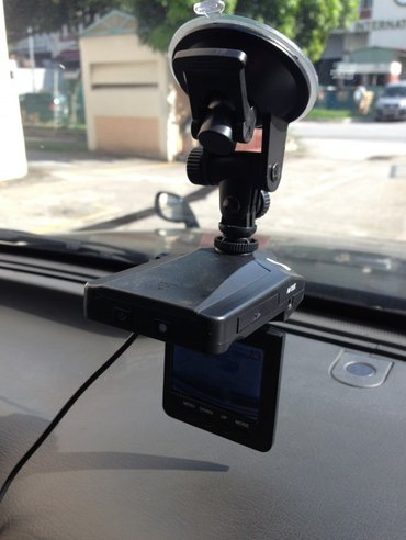 """HD Portable DVR with 2.5"""" TFT LCD Screen - Beograd"""