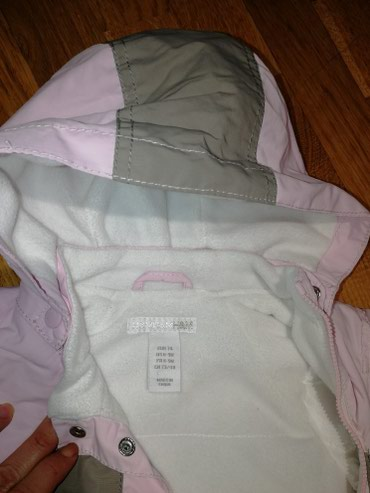 H&M jaknica, vel 74. Prelepa, topla, postavljena. Bukvalno kao iz - Belgrade